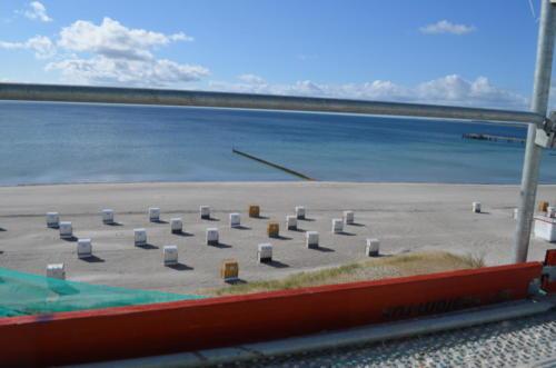 Ostsee vom Balkon